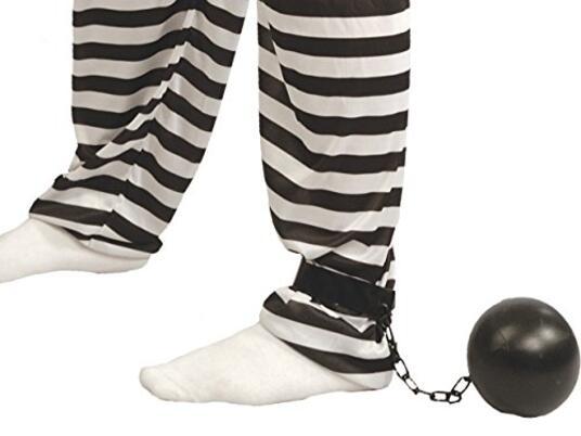 Palla Al Piede Carcerato - 2