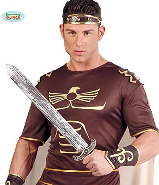 Spada Soldato Romano Gladiatore Crociato - 2
