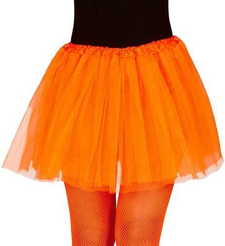 Tutu Arancio Da Adulto - 2