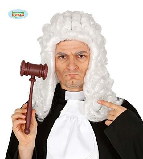 Martelletto Da Giudice In Plastica Tocco - 2