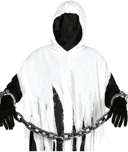 Manette catene fantasma prigioniero
