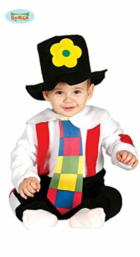 Vestito Vagabondo Clown Baby 1-12 Mesi - 2
