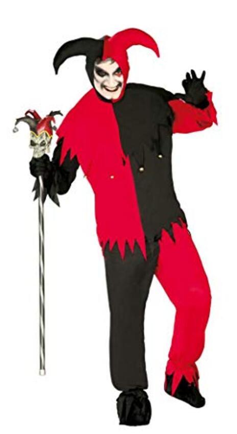 Vestito Lord Joker Unica - 2
