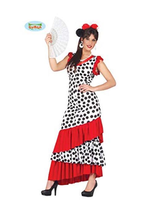 Vestito Flamenco Spagnola L - 7