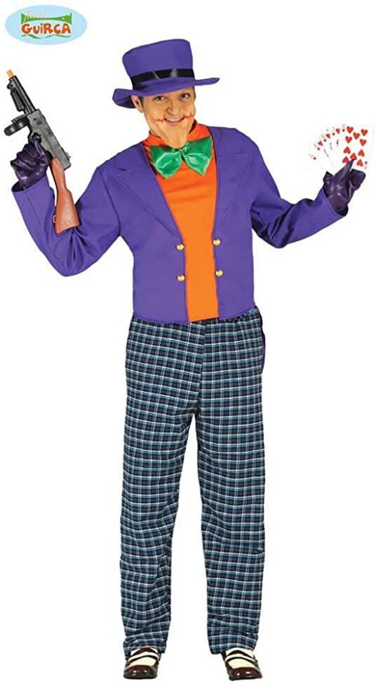Vestito Da Joker Uomo L - 2