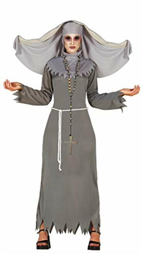 Vestito Suora Diabolica M - 2