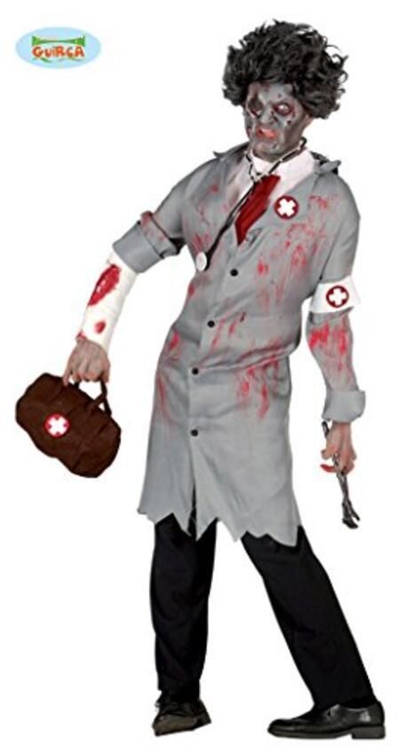 Vestito Dottore Del Terrore M / L