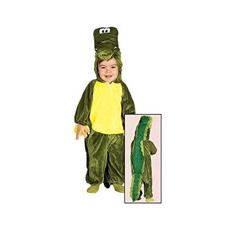 Vestito Coccodrillo 6-12 Mesi - 2
