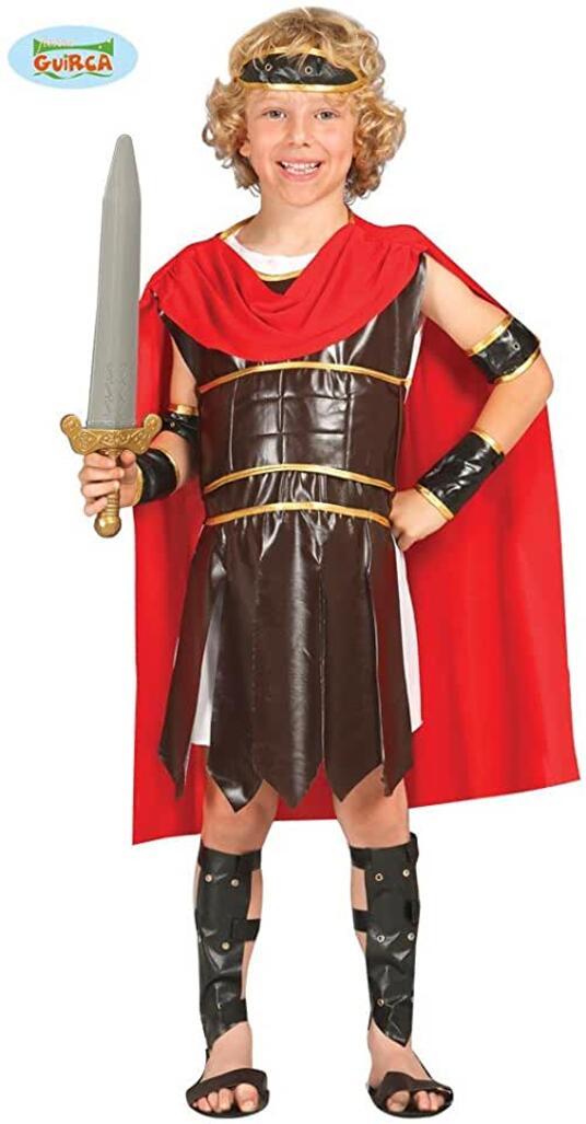 Costume ercole soldato romano. Da 5 anni