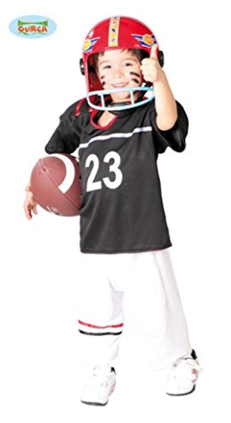 Vestito Giogatore Di Rugby 10-12 Anni - 4