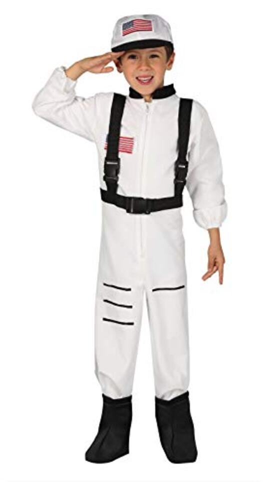 Vestito Astronauta 5-6 Anni - 5