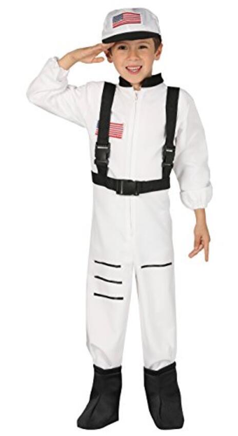Vestito Astronauta 7-9 Anni - 6