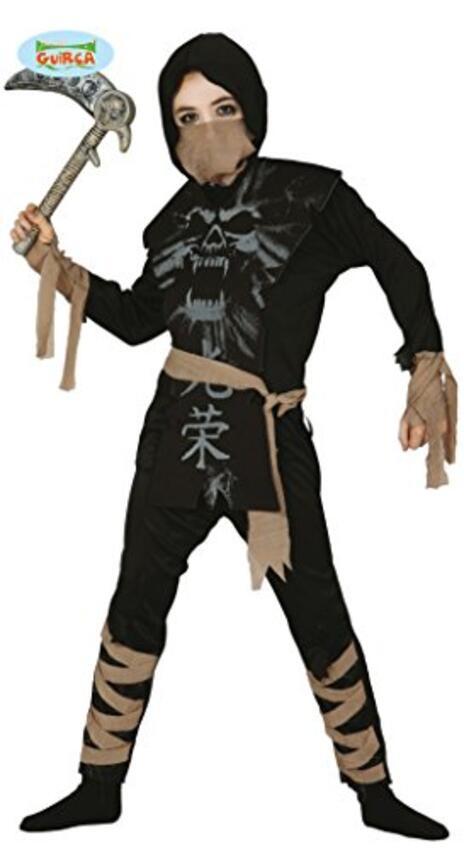 Vestito Ninja 3-4 Anni - 2