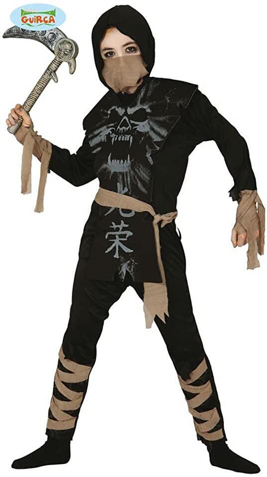Vestito Ninja 7-9 Anni - 2