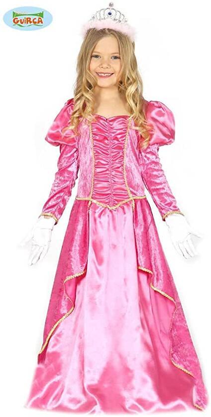 Costume principessa rosa. Da 7 anni