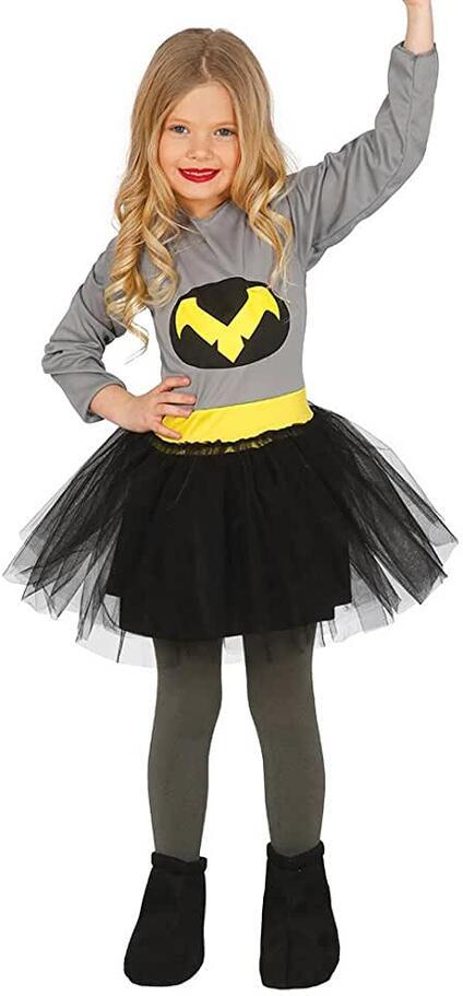 Costume bambina batman. Da 5 anni