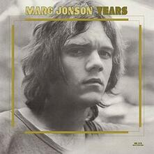 Years - Vinile LP di Marc Jonson