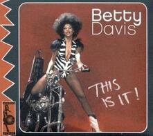 This Is it. Anthology - Vinile LP di Betty Davis
