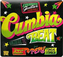 Cumbia Beat vol.2 - Vinile LP