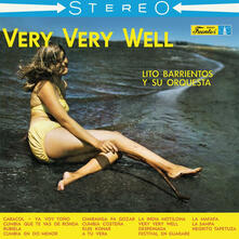 Very Very Well - Vinile LP di Lito Barrientos