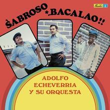 Sabroso Bacalao - Vinile LP di Adolfo Echeverria