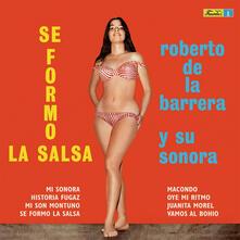 Se formo la Salsa - Vinile LP di Roberto de la Barrera