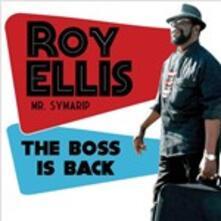 Boss Is Back - Vinile LP di Roy Ellis