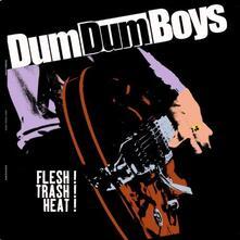 Flesh! Trash! Heat! - Vinile LP di Dum Dum Boys