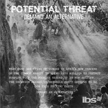Demand An Alternative - Vinile LP di Potential Threat