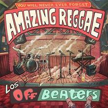 Amazing Reggae - Vinile LP + CD Audio di Los Offbeaters