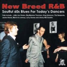 New Breed R&b. Soulful 60s - Vinile LP