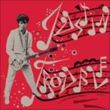 Justin Trouble - Vinile LP di Justin Trouble