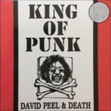 King of Punk - Vinile LP di Death,David Peel