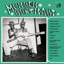 Murder by Contract - Vinile LP