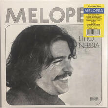 Melopea - Vinile LP di Litto Nebbia