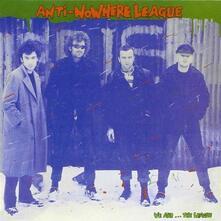 We Are... the League - Vinile LP di Anti-Nowhere League