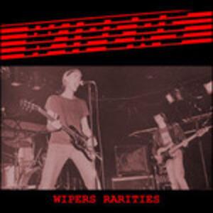 Rarities - Vinile LP di Wipers