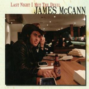 Last Night I Met the Devil - Vinile LP di James McCann
