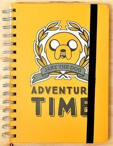 Quaderno Notebook A5 Premium. Adventure Time