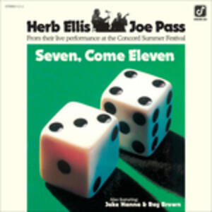 Seven Come Eleven - Vinile LP di Joe Pass,Herb Ellis