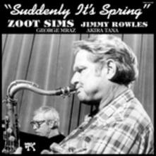 Suddenly it's Spring - Vinile LP di Zoot Sims