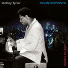 Counterpoints. Live in Tokyo (180 gr.) - Vinile LP di McCoy Tyner