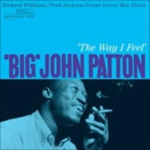 The Way I Feel - Vinile LP di John Patton