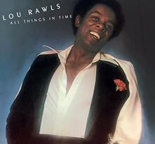 All Things in Time - CD Audio di Lou Rawls