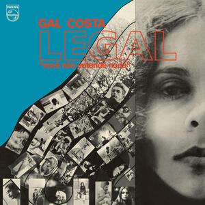Legal - Vinile LP di Gal Costa
