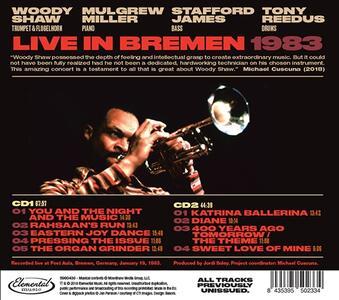 Live in Bremen 1983 - Vinile LP di Woody Shaw - 2