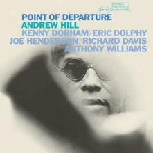 Point of Departure - Vinile LP di Andrew Hill