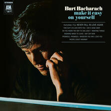 Make it Easy on Yourself - Vinile LP di Burt Bacharach