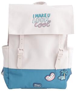 Zaino Backpack Mr Wonderful. I make u look cool