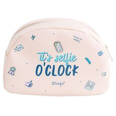 Cartoleria Astuccio Vanity Bag Mr Wonderful. It's selfie o'clock Mr Wonderful